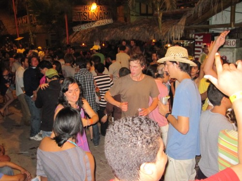 nightlife in Ecuador